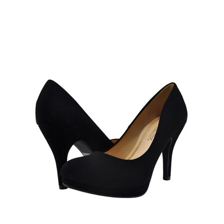 City Classified Jack S Women's Rounded Closed Toe (Rounded Closed Toe Pump)
