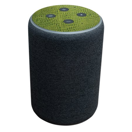 Skin for Amazon Echo Plus (2nd Gen) - Croc Skin | Protective, Durable, and Unique Vinyl Decal wrap cover | Easy To Apply, Remove, and Change Styles