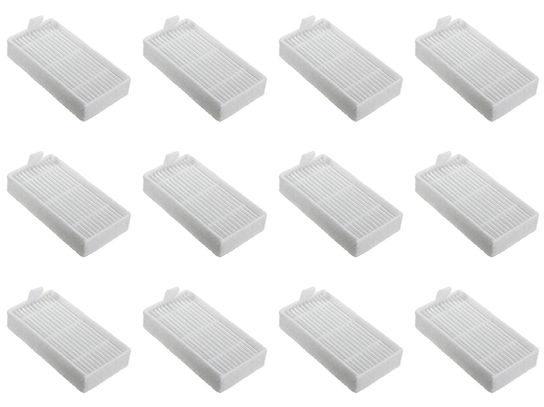 10 stk Premium HEPA-Filter fuer ILIFE V3s V5 V5 V3s Pro Robotic StaubsauW2F3 3X