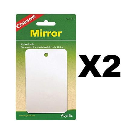 - Coghlan's 8501 Featherweight Mirror, Featherweight mirror By Coghlans
