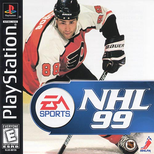 NHL 99 for Playstation One