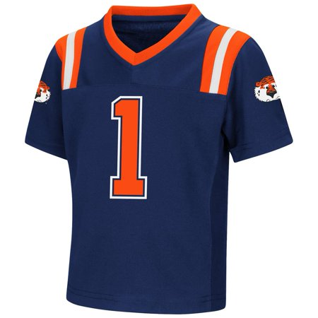 Auburn Cycling Jersey - Auburn University Tigers Toddler Football Jersey Boy's Replica