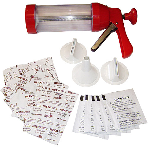 Nesco Jumbo Jerky Works Kit