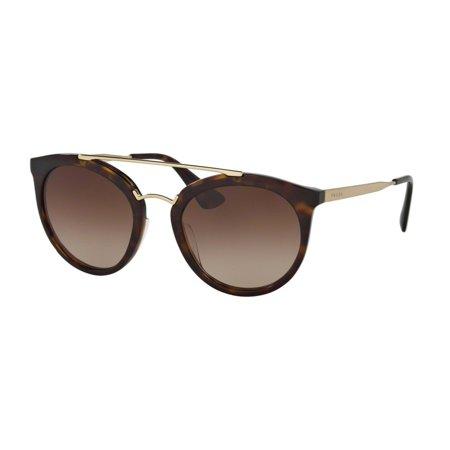 PRADA 0PR 23SSF - CATWALK HAVANA Woman Sunglasses