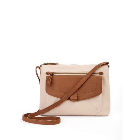 Time and Tru Bronwen Crossbody