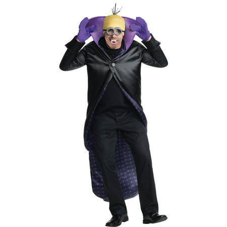 Adult Dracula Minion Costume - Minions - Minion Costumes Adults
