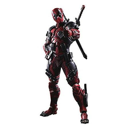 Square Enix Marvel Universe Variant Deadpool Play Arts Kai Action Figure