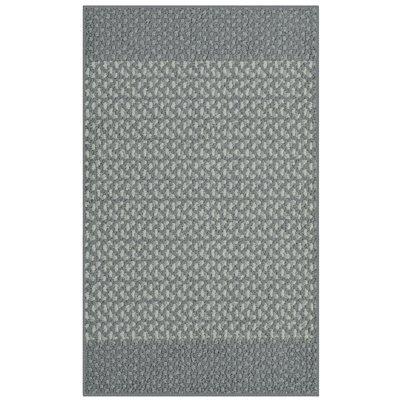 Mainstays Staves Gray Olefin Loop Area Rug or Runner, Multiple Sizes