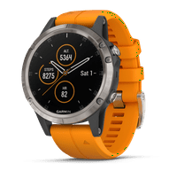 Garmin Fenix 5X Plus Ultimate Multisport Watch with Music, Maps, and Garmin Pay