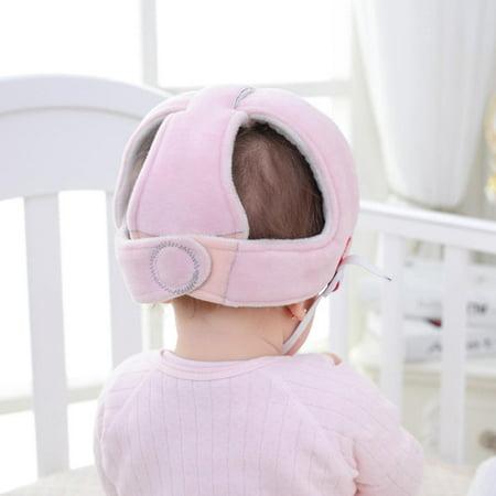 Sonew Casquette de protection anti-collision pour bébé, casque de sécurité pour bébé, casque de sécurité pour bébé, chapeau de sécurité pour bébé - image 9 de 9