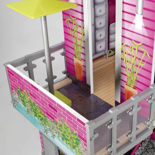 KidKraft Modern Mansion Dollhouse with Lights and Sounds Walmartcom