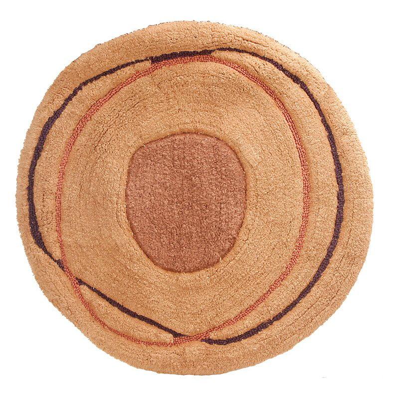 Creative Bath Dot Swirl Bath Rug by Creative Bath Products Inc