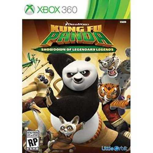 Refurbished Kung Fu Panda: Showdown of Legendary Legends - Xbox 360