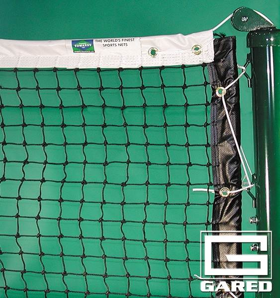 3 MM Premium Polyethylene Tennis Net