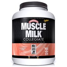 Protein & Meal Replacement: Muscle Milk Collegiate