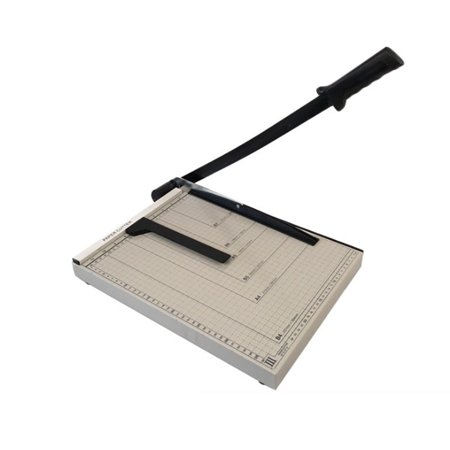 Zimtown B4 Guillotine Paper Cutter, Adjustable 15