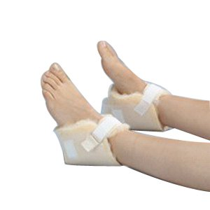 Heel Protect,Vent w/Shell,Comp [Sold by the Pair, Quantity per Pair : 2 EA, Category : Pressure Reducing Supplies, Product Class : Wound Care]