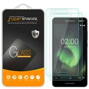 [2-Pack] Supershieldz for Nokia 2 V / 2V / 2.1 Tempered Glass Screen Protector, Anti-Scratch, Anti-Fingerprint, Bubble Free