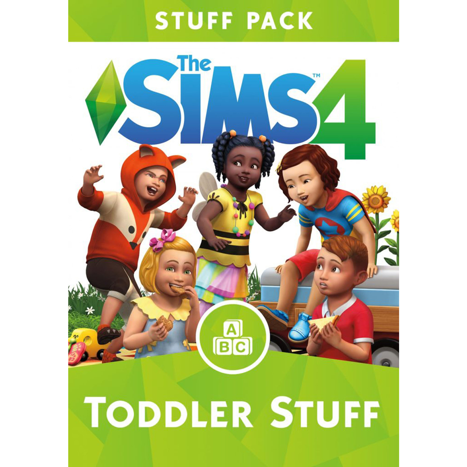 The Sims 4 Toddler Stuff ESD