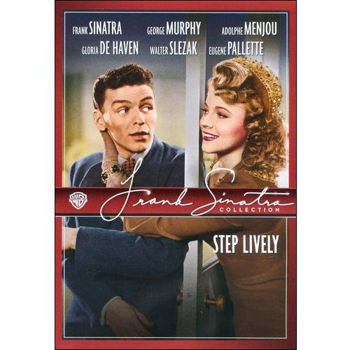 Step Lively by WARNER HOME VIDEO