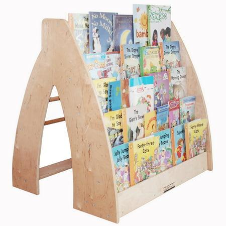 A Child Supply Book Display Big Book Rack