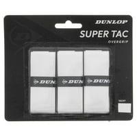 Super Tac Tennis Overgrip 3 Pack White
