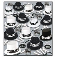 The Roaring 20's Party Kit For 100 People For New Year's Eve