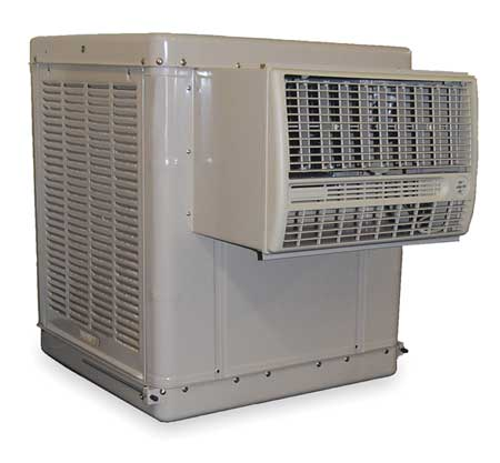 ESSICK AIR Ducted Evaporative Cooler,4200 cfm,1/3HP N46W