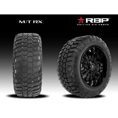 35X12.50R20LT RBP Repulsor M/T RX 121Q