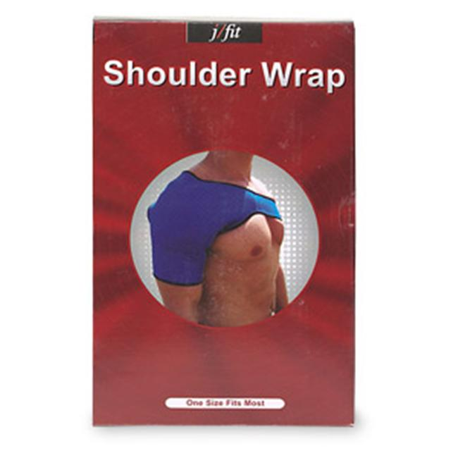 J Fit 40-2001-LRG Hot-Cold Therapy Shoulder Wrap - Large