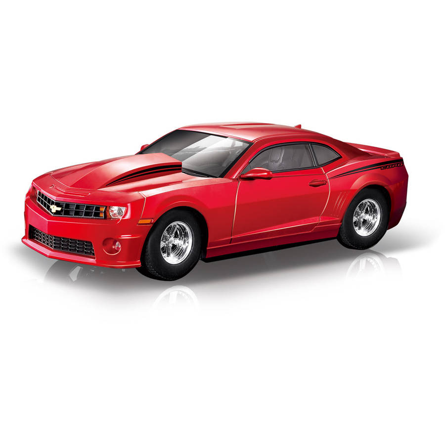 Chevy Camaro, 1:18 R/C Car, Red