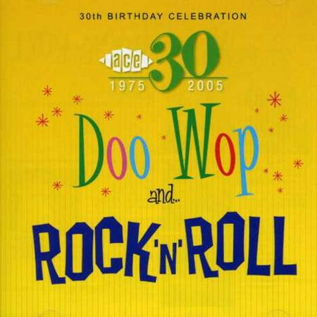 30th Birthday: Doo Wop & Rock N Roll / Various (CD) (Rock And Roll Birthday Invitations)