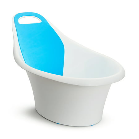 Munchkin Sit and Soak Baby Bath Tub, 0-12 Months, White](Baby Bath Tubs Walmart)