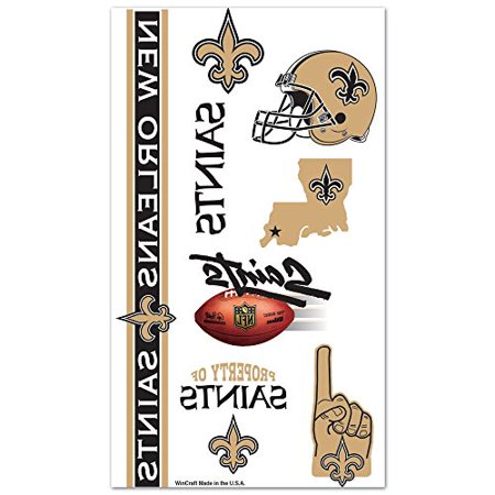 NFL New Orleans Saints 09429091 Tattoos (Nfl Tattoos)