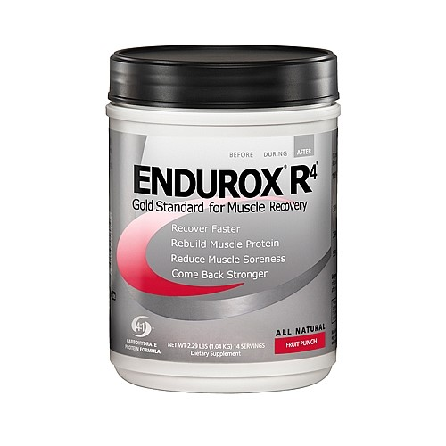 Pacific Health Laboratories Endurox - Fruit Punch 14 Servings
