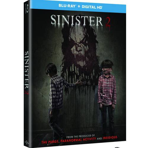 Sinister 2 (Blu-ray + Digital HD) (With INSTAWATCH) (Widescreen)