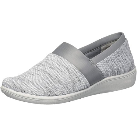 Copper Fit Womens Restore A Line Low Top Slip On Fashion Sneakers