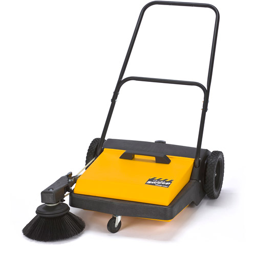 Shop-Vac Industrial Push Sweeper, 3050010 by Shop-Vac