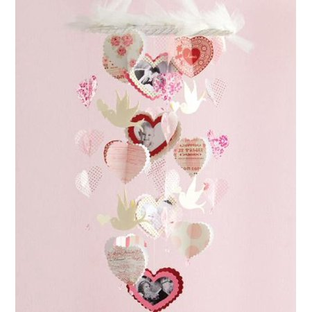 Making Memories Blossoms Paper Flowers - Making Mem Chandelier Decor Kit Je t'Adore, Paper By MAKING MEMORIES