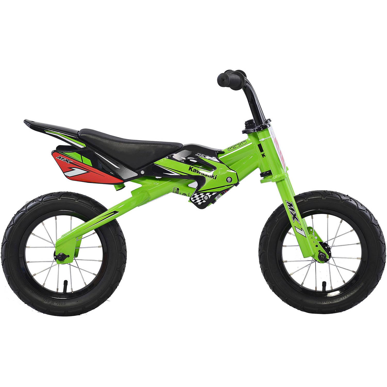 """12"""" Kawasaki MX1 Balance/Running Bike"""