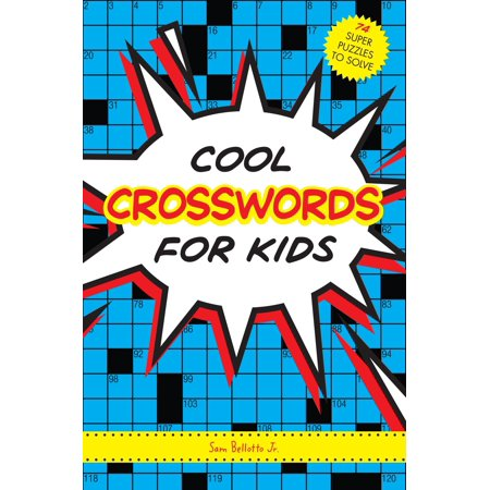 Cool Crosswords for Kids : 73 Super Puzzles to Solve - Halloween Crossword For Kids