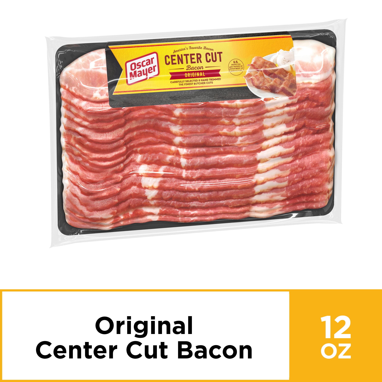 Oscar Mayer Center Cut Bacon, 12 oz