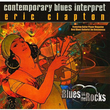 Contemporary Blues Interpret Eric Clapton