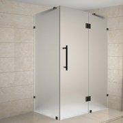 Aston Aquadica GS 37'' x 72'' Hinged Frameless Shower Door