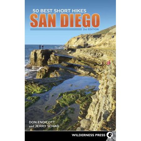 50 Best Short Hikes: San Diego - eBook