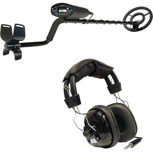 Bounty Hunter Tracker IV Metal Detector and Headphones Walmartcom