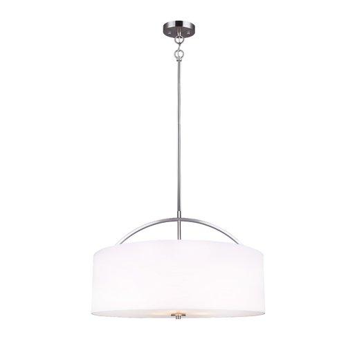 Latitude Run Orleans 3-Light Drum Pendant