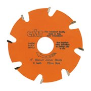 CMT Biscuit Joiner Blade 8 Teeth for Porter Cable