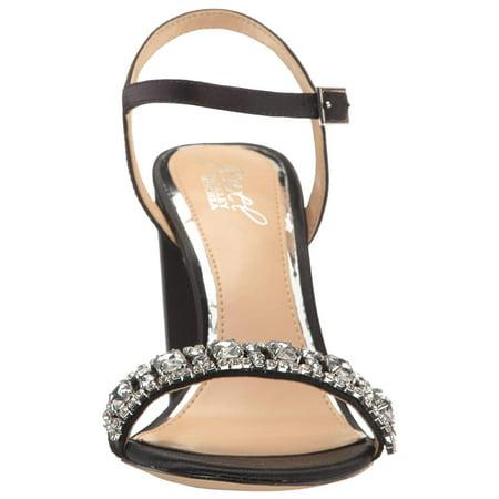 a5c1a24959a Badgley Mischka Women s Hendricks Heeled Sandal