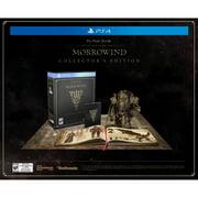 Elder Scrolls Online Morrowind Collector's Edition PS4